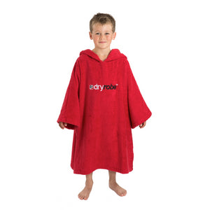 Dryrobe Kids Towel DryRobe Size Small | Red - TVSC