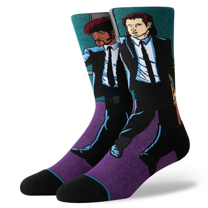 Stance Socks Vincent and Jules | Purple