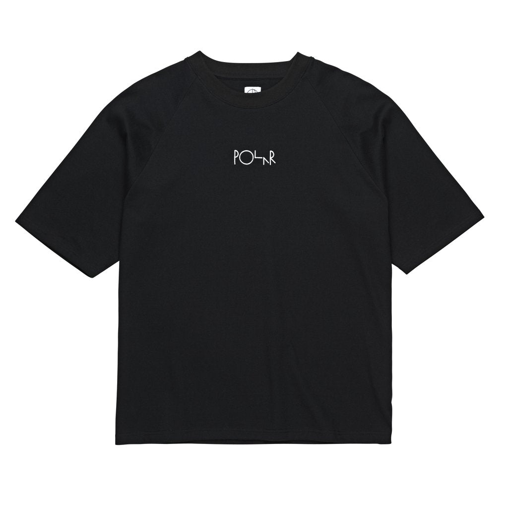Polar Polar Skate Co Default T-Shirt | Black - TVSC