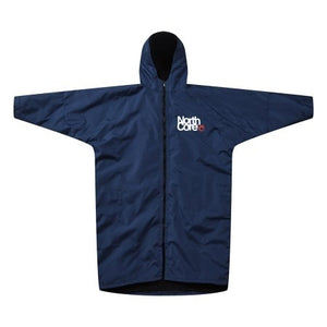 Northcore Northcore Beach Basha Pro - 4 Season Changing Robe Blue L/XL - TVSC