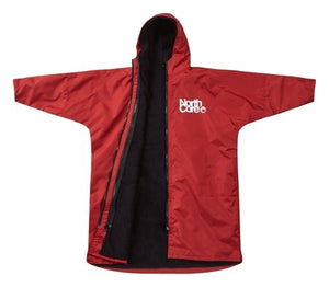 Northcore Northcore Beach Basha Pro - 4 Season Changing Robe Red L/XL - TVSC