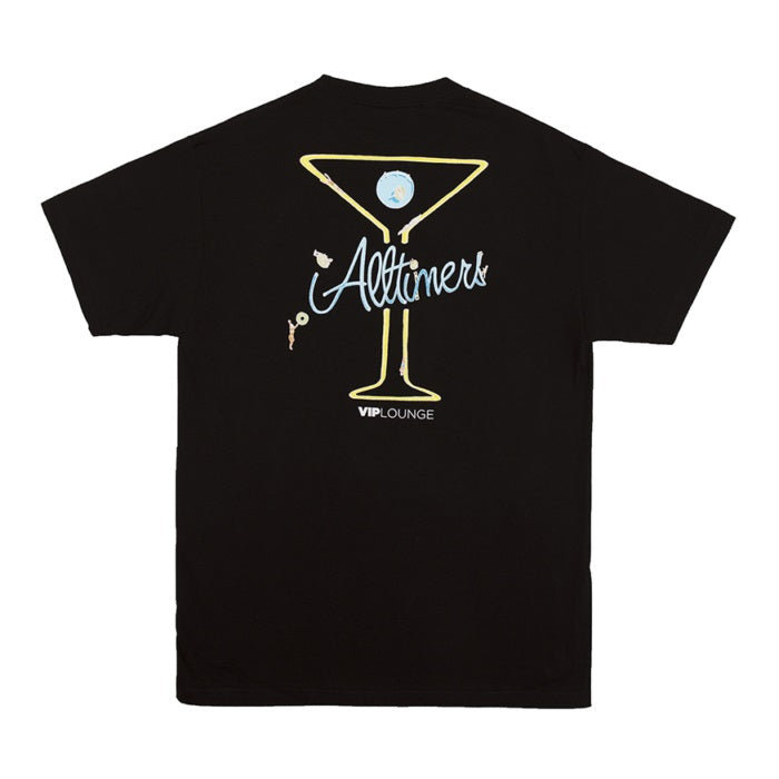 Alltimers Splash Zone T-Shirt | Black