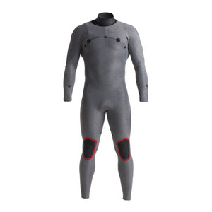 C-Skins C-Skins Session Mens Chest Zip GBS Steamer 3:2 Wetsuit | Black - TVSC