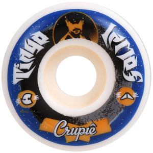 Crupie Tiago Lemos x Killah Priest T K Skateboard Wheels | 52mm 101A