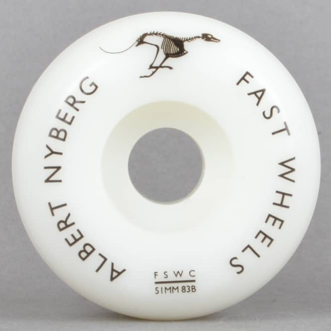Fast Skate Wheel Co Albert Nyberg Pro AX Wheels | 53mm - TVSC