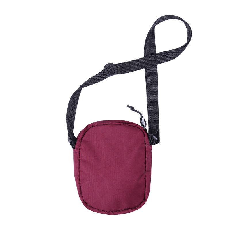 Magenta Sport Pouch Hip Bag | Burgundy
