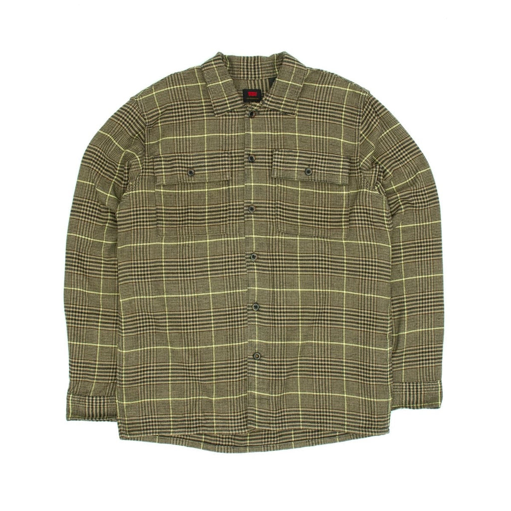 Levi's Skateboarding Work Shirt | Sphene Harvest Gold