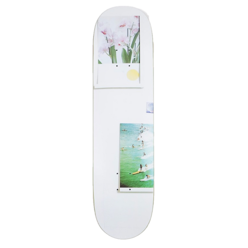 Isle Skateboards Sports and Leisure Series Sylvain Tognelli Deck | 8.5