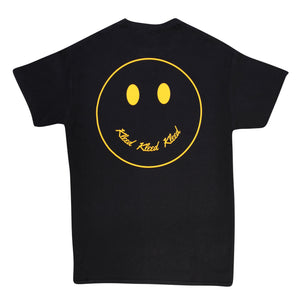 See the good smiley T-shirt
