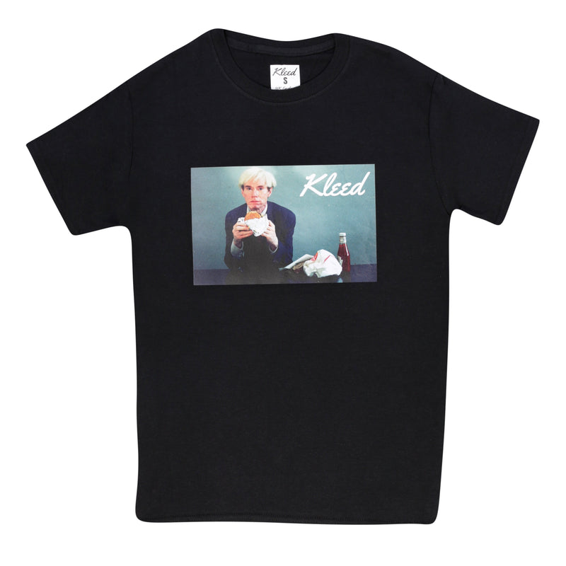 kleed Warhol burger T-shirt - TVSC