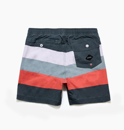 Sunset Board Shorts | Phantom Blue