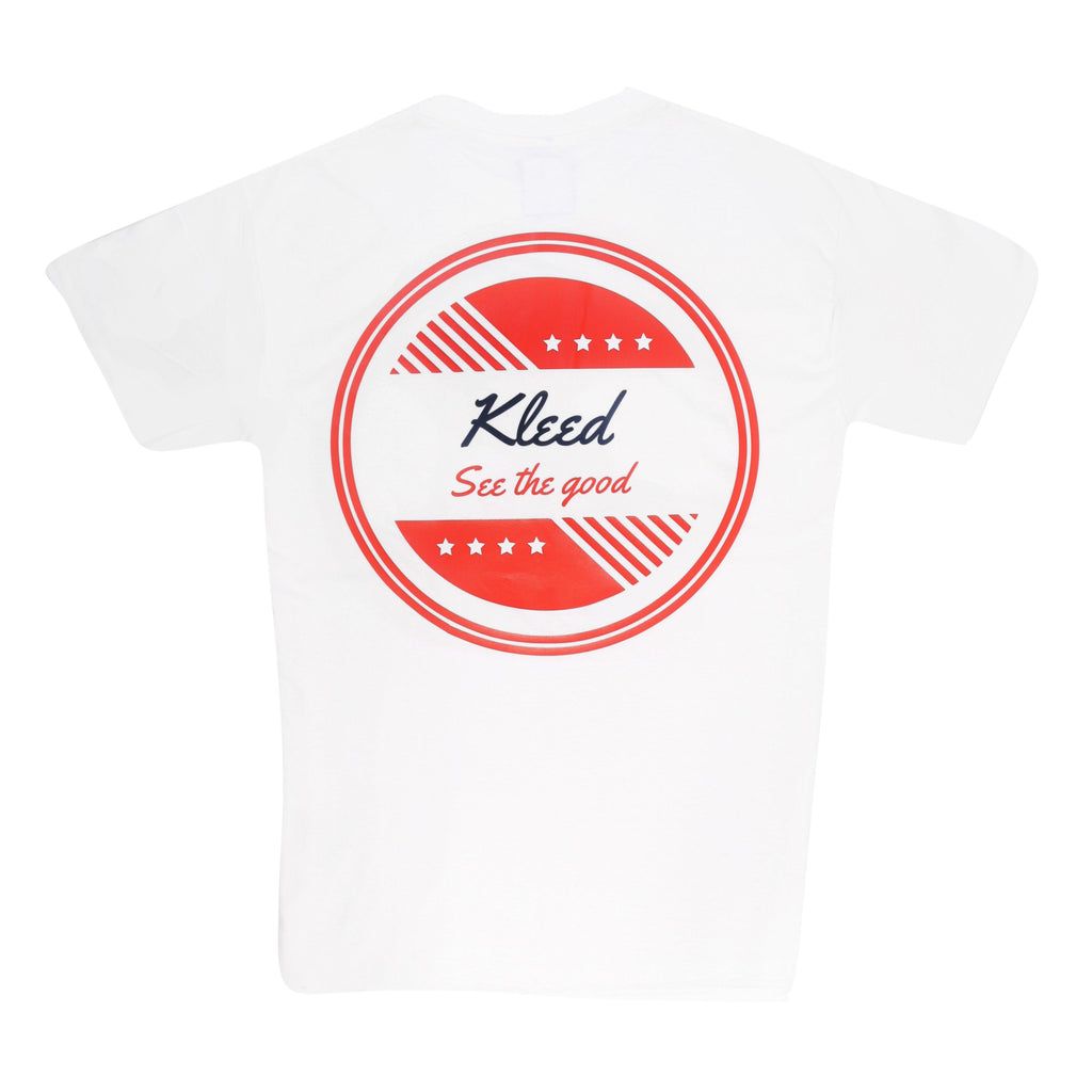 kleed See the good 4 star T-shirt - TVSC
