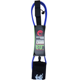 Addiction Leash 7mm Blue 6ft - TVSC
