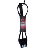 Addiction Leash 7mm Black 7ft - TVSC