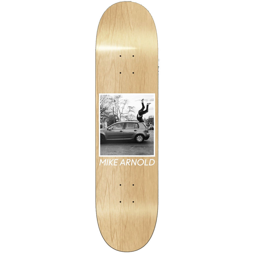 Isle Skateboards Roadman Mike Arnold Deck | 8.5""
