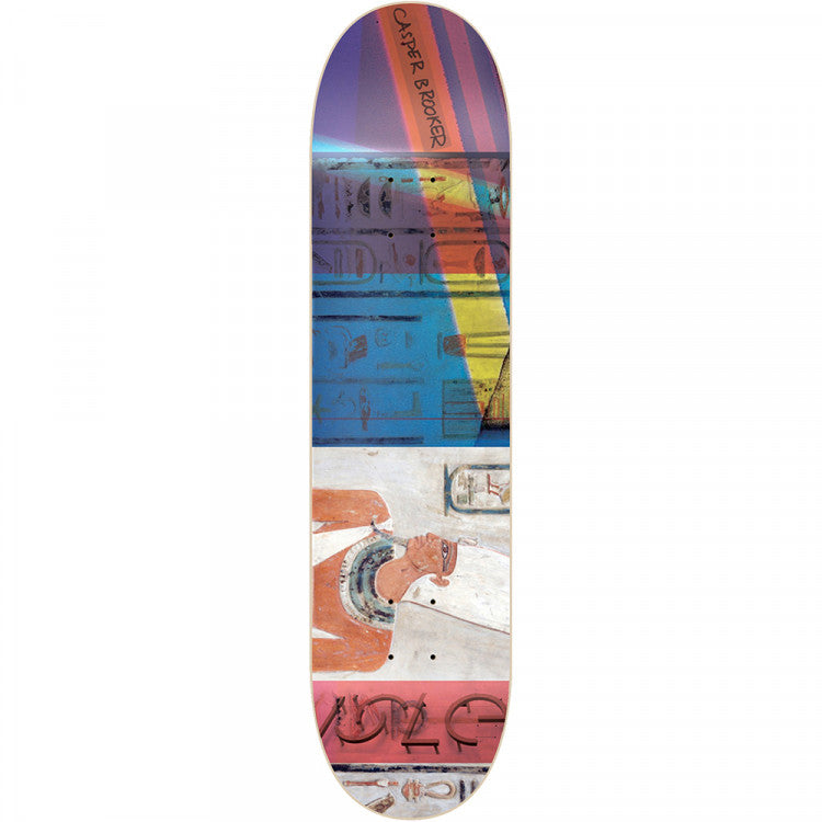 "Isle Skateboards Isle Skateboards Alpha Process Casper Brooker Deck | 8.25"" - TVSC"