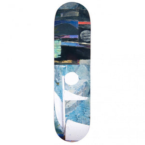 Isle Skateboards Sculpture Series Nick Jensen Deck | 8""
