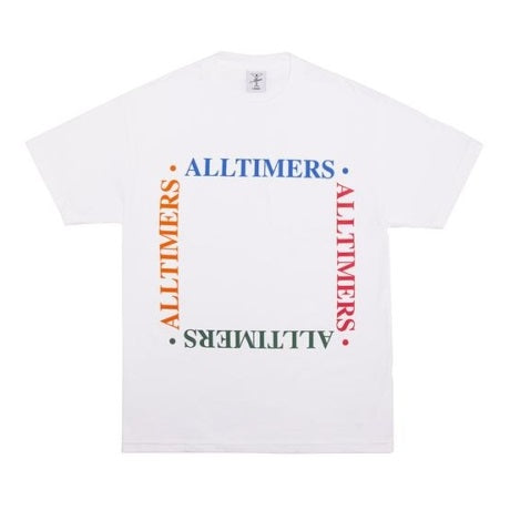 Alltimers Box Em Out T-Shirt | White