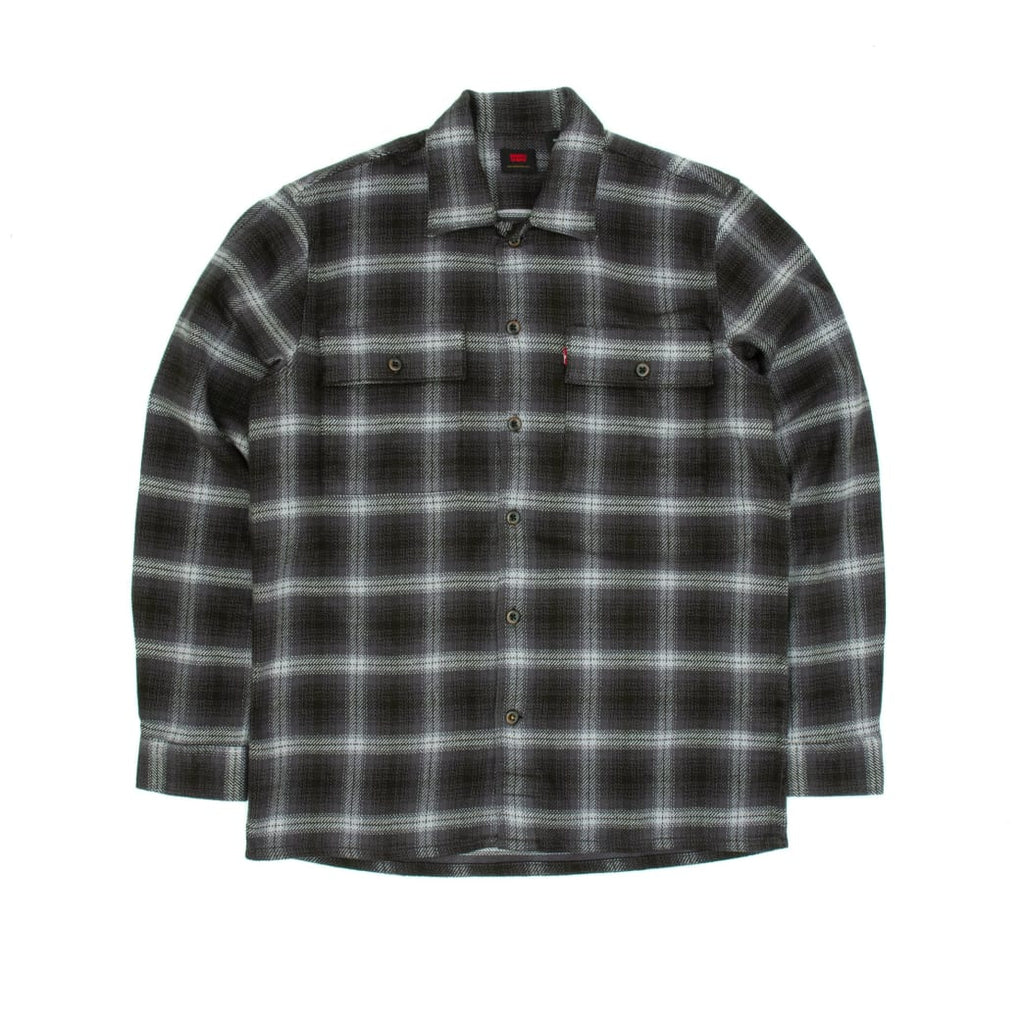 Levi's Skateboarding Work Shirt | Burton Multi Plaid