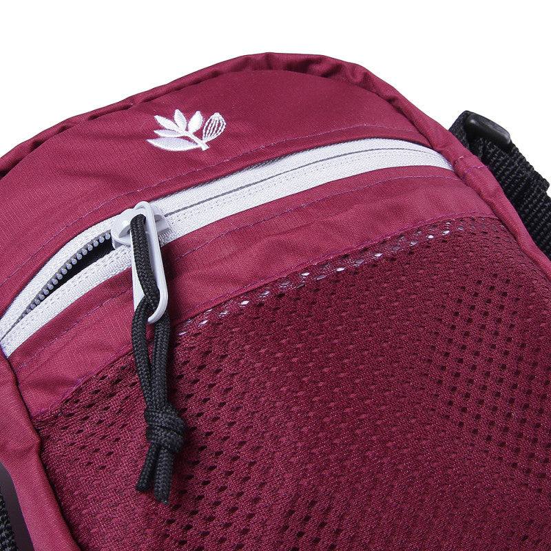 Sport Pouch Hip Bag | Burgundy