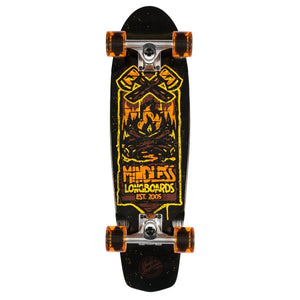 Mindless Longboards Campus IV | Orange - TVSC