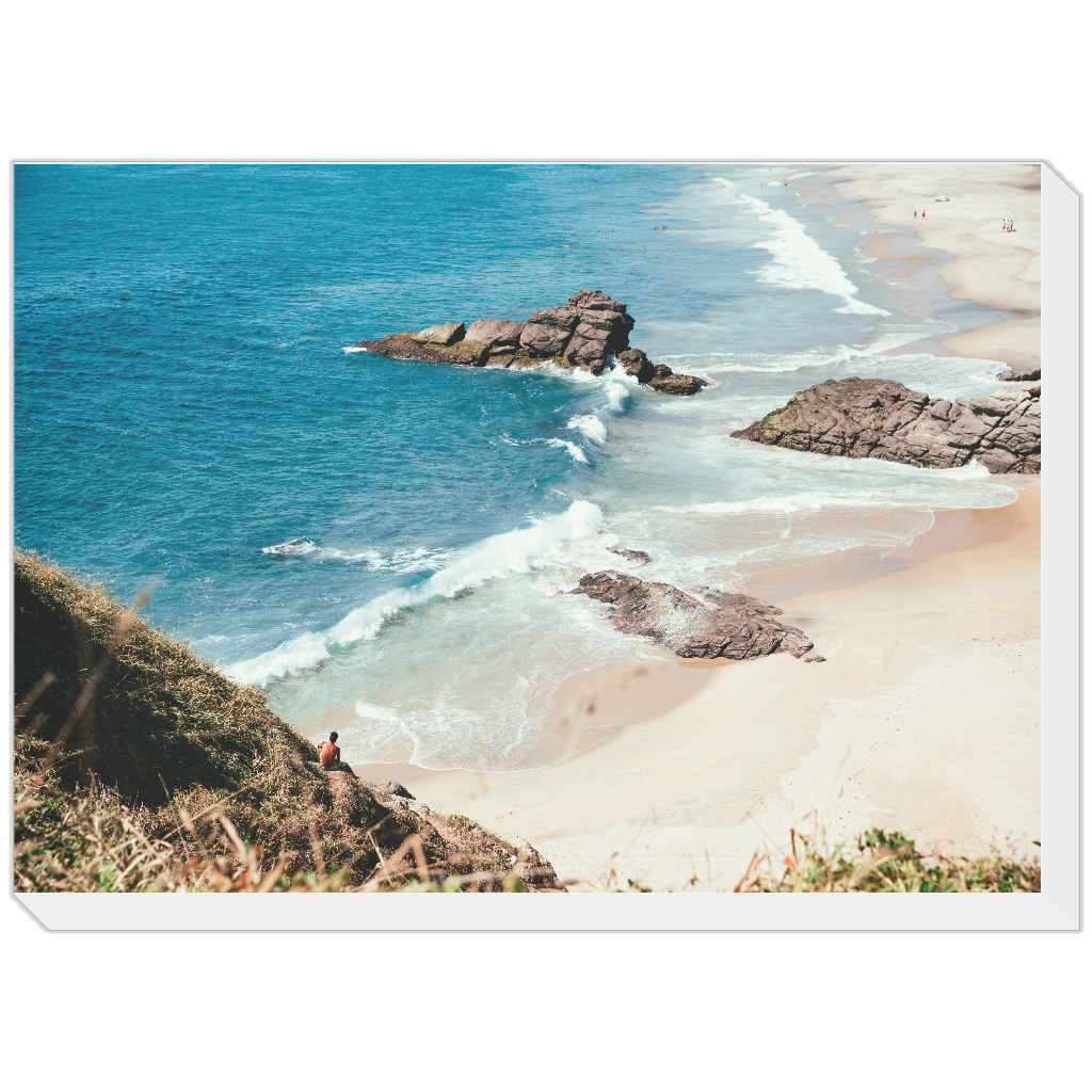 Mistral Vistas Shallows Canvas - TVSC