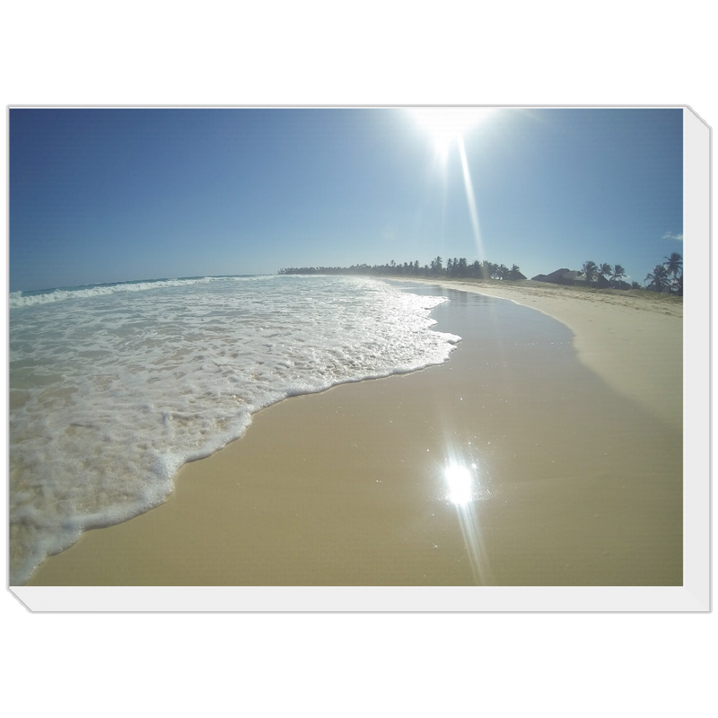 Mistral Vistas Shore Break Canvas - TVSC