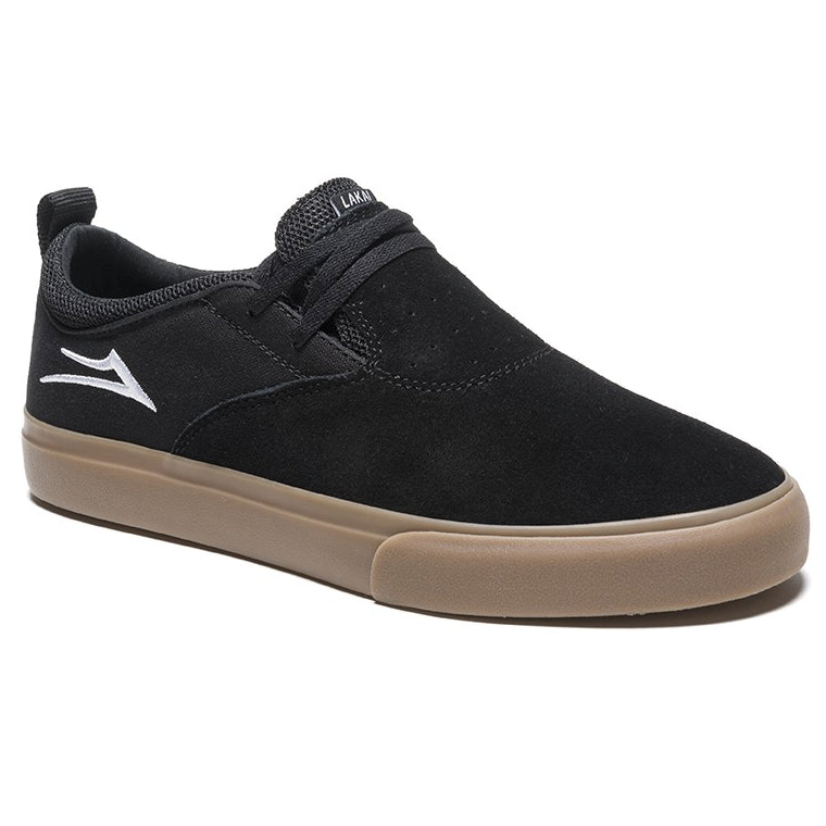 Lakai Riley 2 Suede | Black & Gum