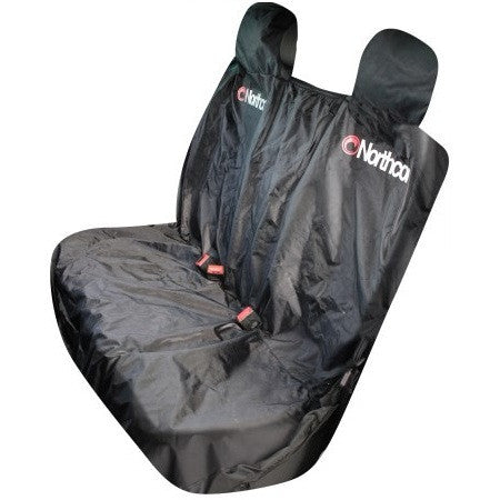 Northcore Car Seat Cover Triple Black Waterproof