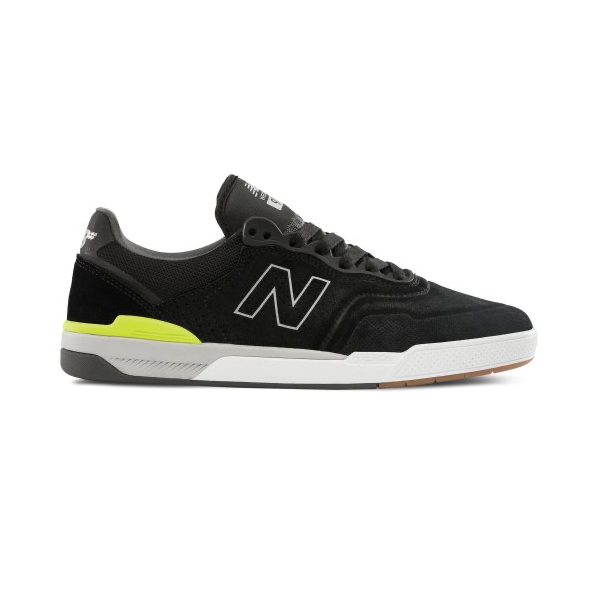 New Balance Numeric 913 | Brandon Westgate Skate Shoes - Black