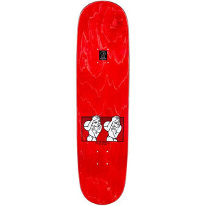 "Polar Polar Skate Co Nick Boserio Double Head Deck | 8.5"" - TVSC"