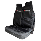Northcore Car & Van Double Seat Cover Black Waterproof - TVSC