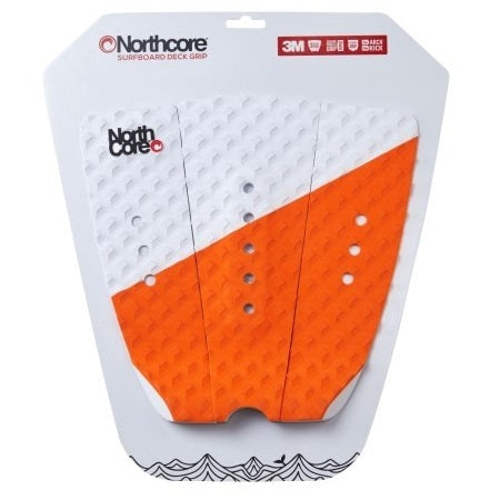 Northcore Northcore Tail Pad Ultimate Grip | Orange & White - TVSC
