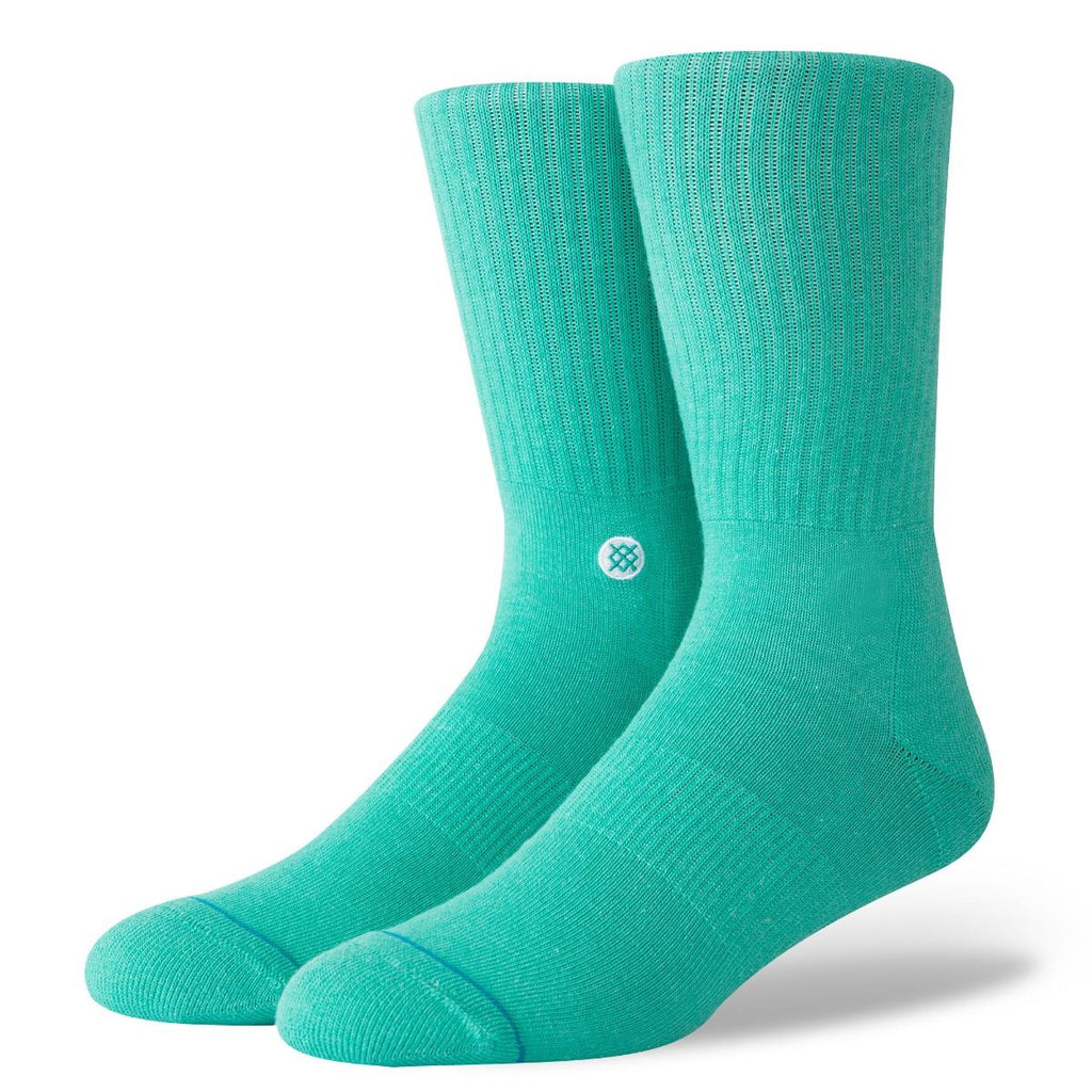 Stance Socks Icon | Teal