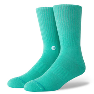 Stance Stance Socks Icon | Teal - TVSC