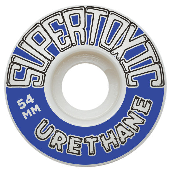 Supertoxic Urethane Staple Wheel 54mm - TVSC
