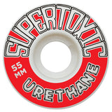 Supertoxic Urethane Staple Wheel 55mm - TVSC