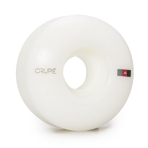 Crupie Crupie Delta Logo Metric Skateboard Wheels | 51mm - TVSC
