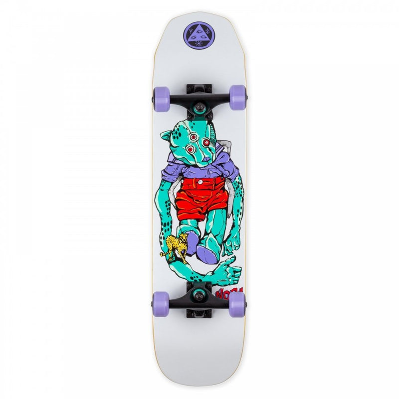 Welcome Skateboards Teddy on Wicked Princess Complete White | 7.75