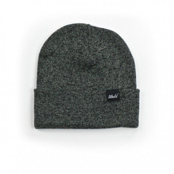 Would Skateboards Beanie Charcoal - TVSC
