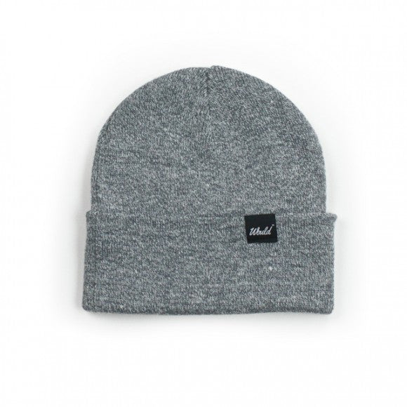 Would Skateboards Beanie Grey - TVSC