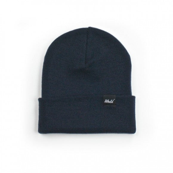 Would Skateboards Beanie Navy - TVSC