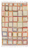 "Illuminate Collective handmade Moroccan Rug 1981 - 5'0"" x 8'0"" - 1.52m x 2.44m"