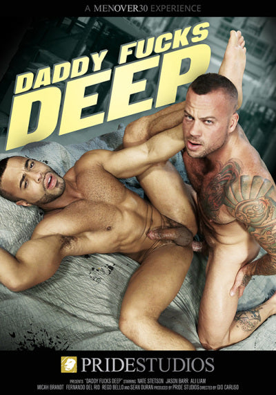 Daddy Fucks Deep