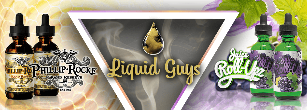 Liquid Guy's ejuice available at eJuices.co