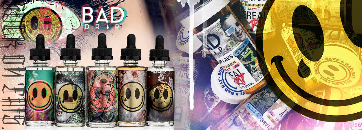 Bad Drip E-Juice available at eJuices.co