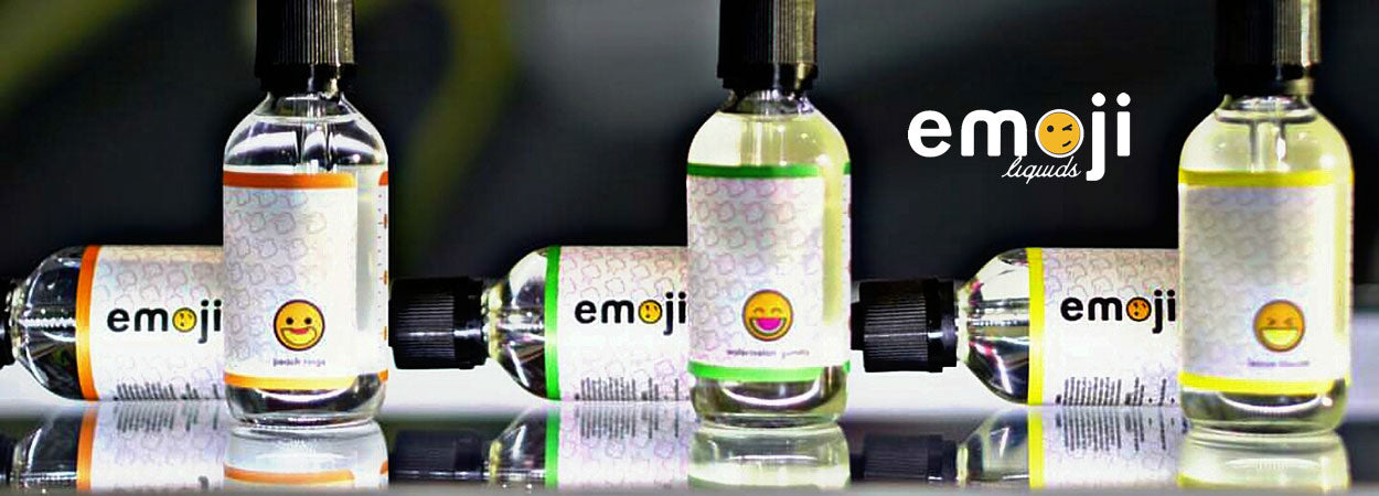 Emoji Liquids available at eJuices.co