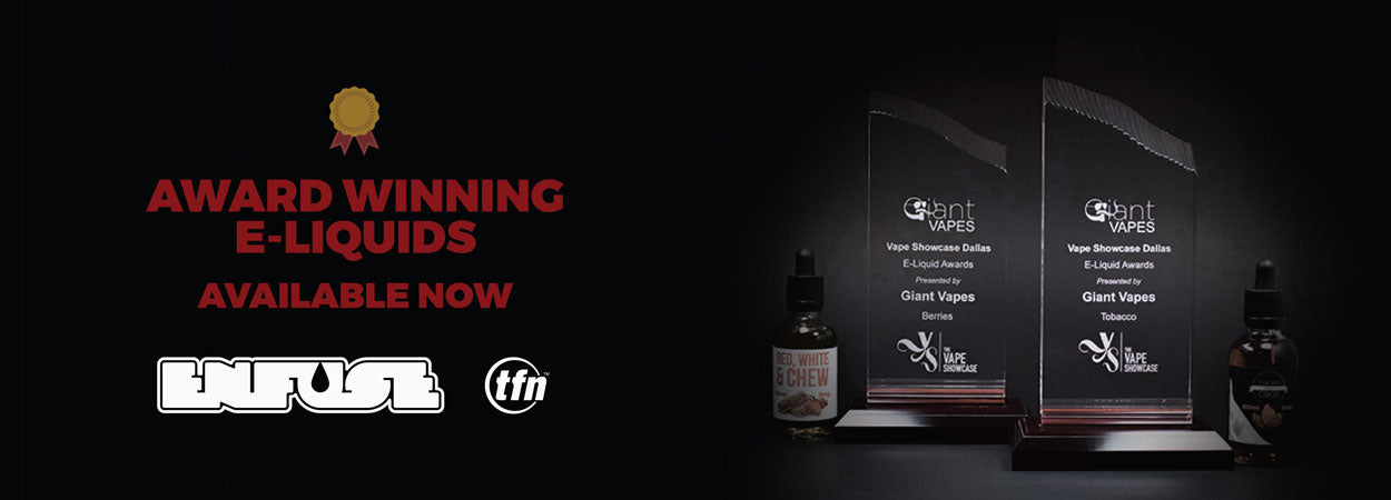 ENFUSE with TFN on eJuices.co