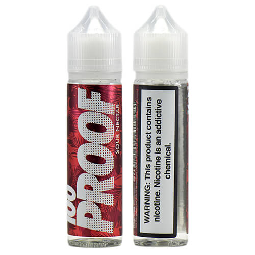 100 Proof Vape Co - Sour Nectar - 60ml - Wholesale on the Top Vape Products and eJuices - eJuices.co