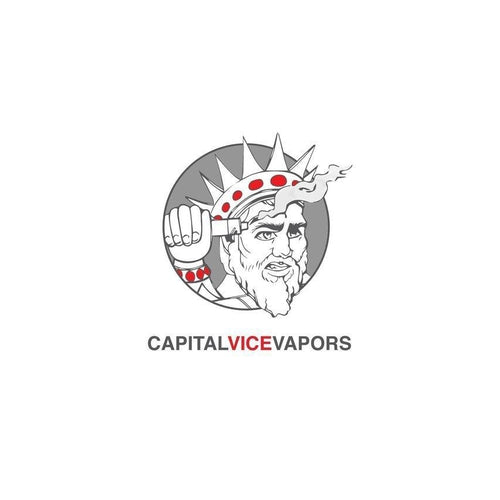 Capital Vice Vapors - Sample Pack - 30ml / 12mg